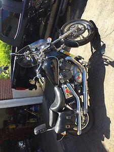 2002 Honda Shadow Spirit 1100. $4000 OBO
