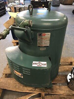 Tocco T4-2828-11a Induction Generator 15h002b 15kw 3500rpm 230460v