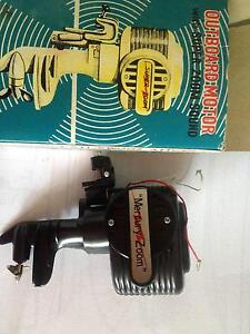 Model Boat Outboard Motor Mansfield Brisbane South East Preview