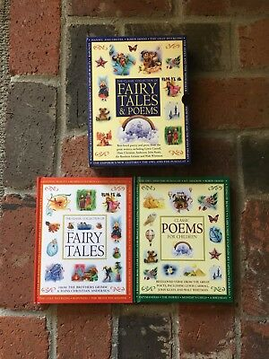 Classic Collection of Fairy Tales & Poems : Best-Loved Poetry and Prose from (Best Classic Love Poems)