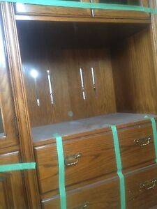 Old hutch stereo cabinet thingy