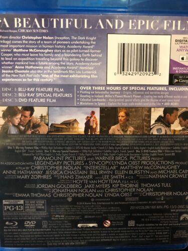 Interstellar (Blu-ray/DVD)