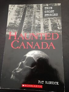 books haunted canada