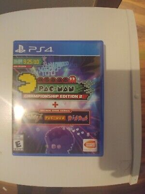 Pac-Man Championship Edition 2 + Arcade Game Series - Sony PS4 Game