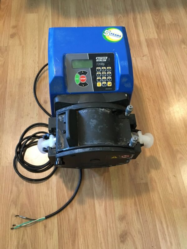 WATSON MARLOW 720Bp 720 Bp PERISTALTIC INDUSTRIAL PROCESS PUMP