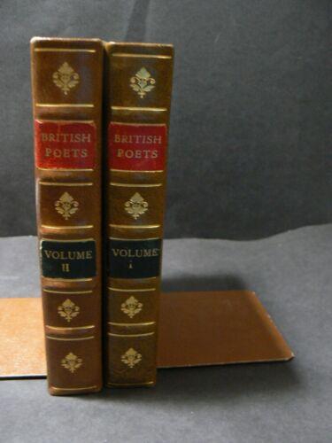 Arthur Hertzberg & Craftsmen Leather Covered Bookends