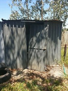 Garden/storage shed needs a home