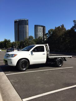 Toyota hilux Ryde Ryde Area Preview