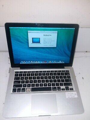 apple macbook pro 13 mid 2012 core i5