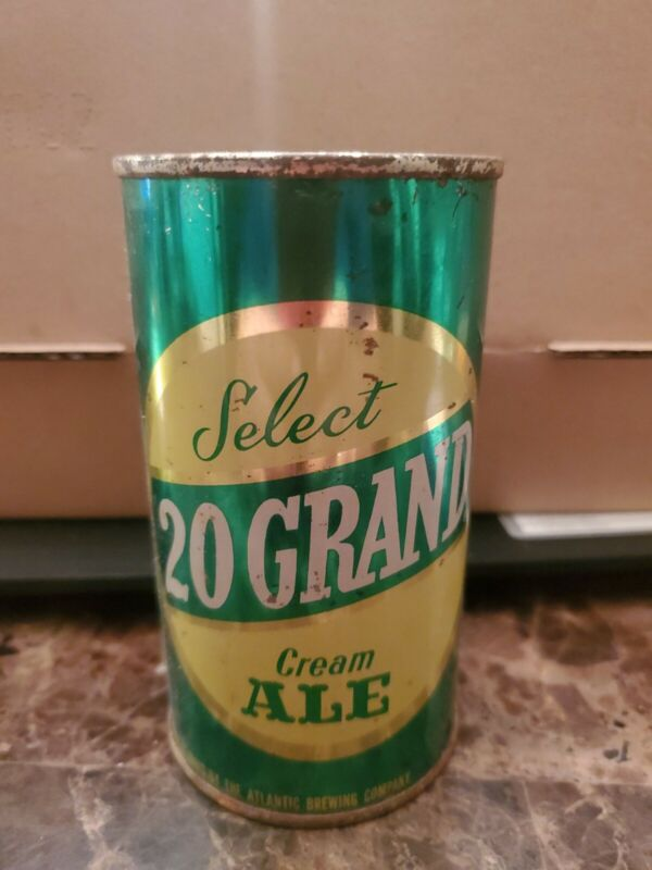 Select 20 Grand Cream Ale Flat Top Can