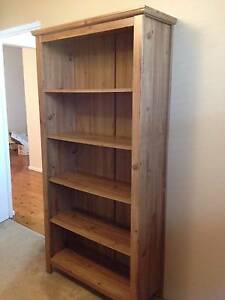 Ikea brown bookcase Tempe Marrickville Area Preview