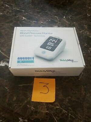Welch Allyn Home Blood Pressure Monitor 1500 Series Scratch On Screen