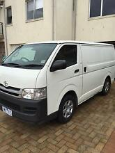 2010 Toyota Hiace Van/Minivan Point Cook Wyndham Area Preview