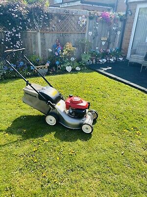 Honda Izy Petrol Lawnmower Lawn Mower Self Propelled