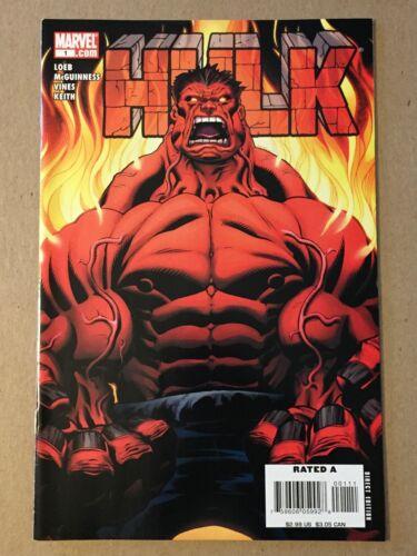 HULK (2008) #1 ED McGUINNESS COVER