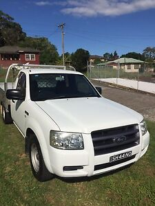 Ford ranger  ute Terrigal Gosford Area Preview