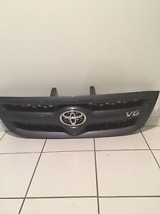 Toyota grill Parkwood Gold Coast City Preview