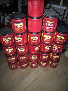 24 920 gram Folgers coffee containers for trade???