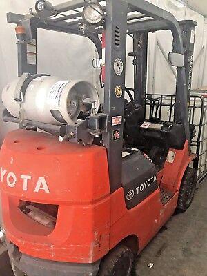 2005 Toyota Forklift