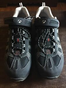 SPD shoes and pedals! Size 11 men's!