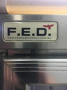 460L FED Commercial Upright Display Freezer. Single Door w/ Light Milsons Point North Sydney Area Preview