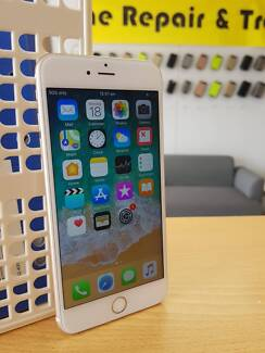 GREAT CONDITION IPHOEN 6 PLUS 64GB GOLD WITH RECEIPT WARRANTY