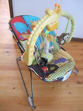 FISHER PRICE Calming Vibration Baby Bouncer Rocker Keilor Downs Brimbank Area Preview