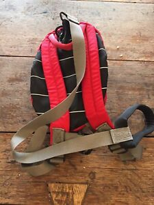Little life safety harness and mini backpack
