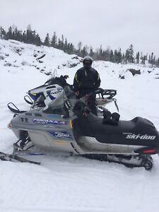 Ski Doo Formula Deluxe 600