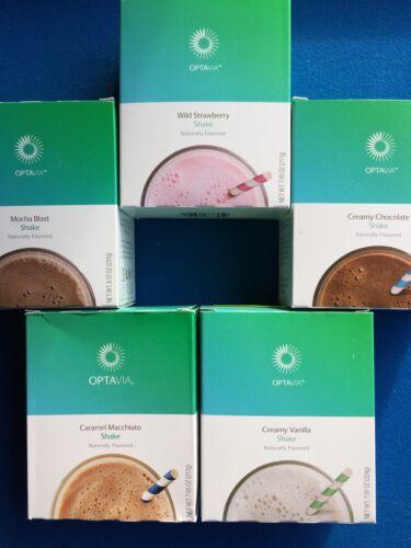 Medifast Optavia Shakes - 1 Box/7 Servings - Fresh - FREE SHIPPING!