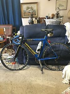 Cannondale  Road Bike 52inch Small  Frame Eastern Heights Ipswich City Preview