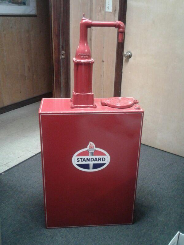 Vintage Standard Oil Lubster