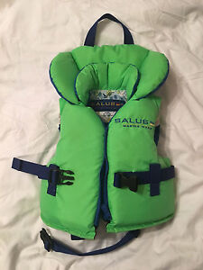 Infant/child life jacket and water wings