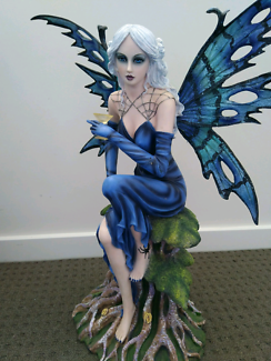 RARE Woodland Forest Fairy Collectable Statue