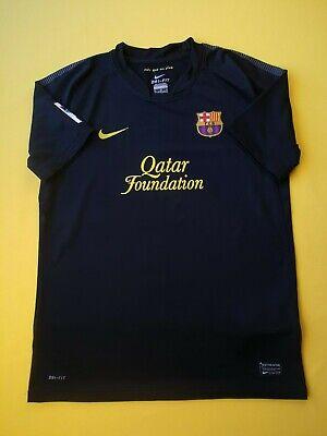 bf5b70c2d4b Barcelona jersey kids XL 2011 2012 away shirt soccer football Nike ig93 5 5