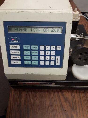 EM Science Aquastar Titrator
