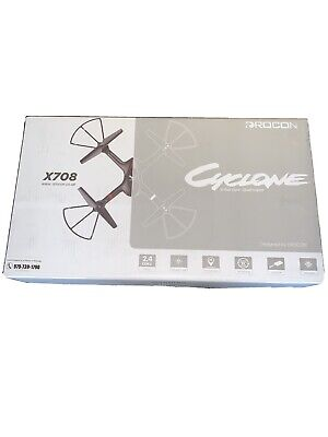Drocon Cyclone X708 Drone For Kids/ Beginners/ Training Quadcopter Headless Mode