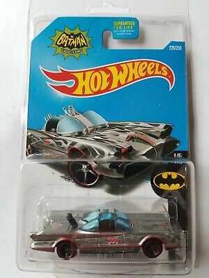 Hot Wheels Zamac Batmobile Classic Tv Series