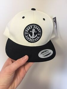 Brand New East Coast Lifestyle Hat