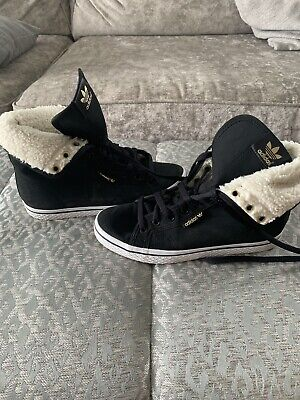 Adidas high Tops Size 6