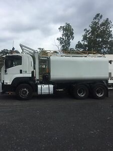 Water carts / trucksfor hire Clermont Isaac Area Preview