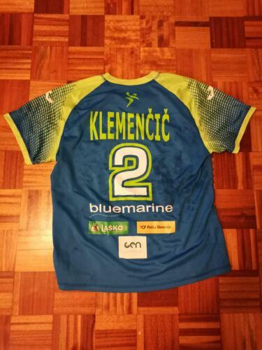 VALENTINA KLEMENCIC Match Worn Jersey Slovenia National Handball team