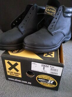 Oliver work boots size 8, brand new  Metford Maitland Area Preview