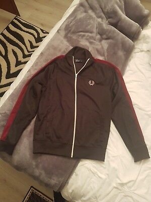Fred Perry Vintage Jumper Sweater Size Medium