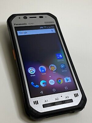 Panasonic FZ-N1 Toughpad Barcode Scanner DUAL-SIM Unlocked