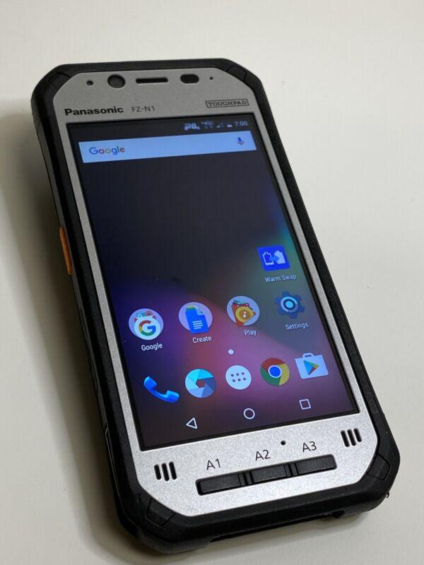 Panasonic FZ-N1 Toughpad Barcode Scanner DUAL-SIM Unlocked Smartphone POS B4