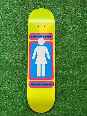 Girl Skateboard Deck Cory Kennedy Pro Model 8.0