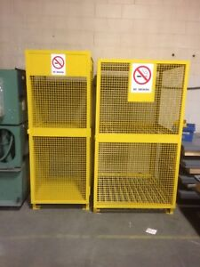 Brand new propane cages for sale !!!!!!