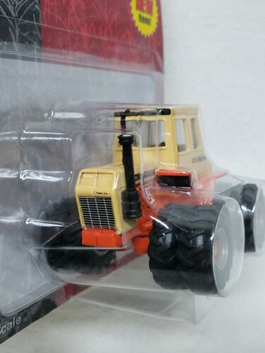 Case 1470 Traction King 4wd Tractor By Ertl 1/64 Scale 1