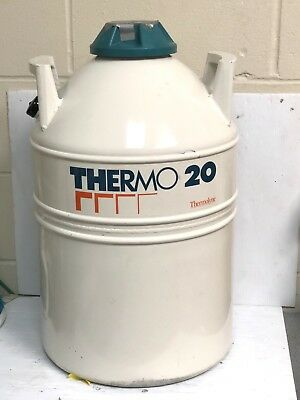 Thermolyne Thermo 20 Cryogenic Tank.  12800